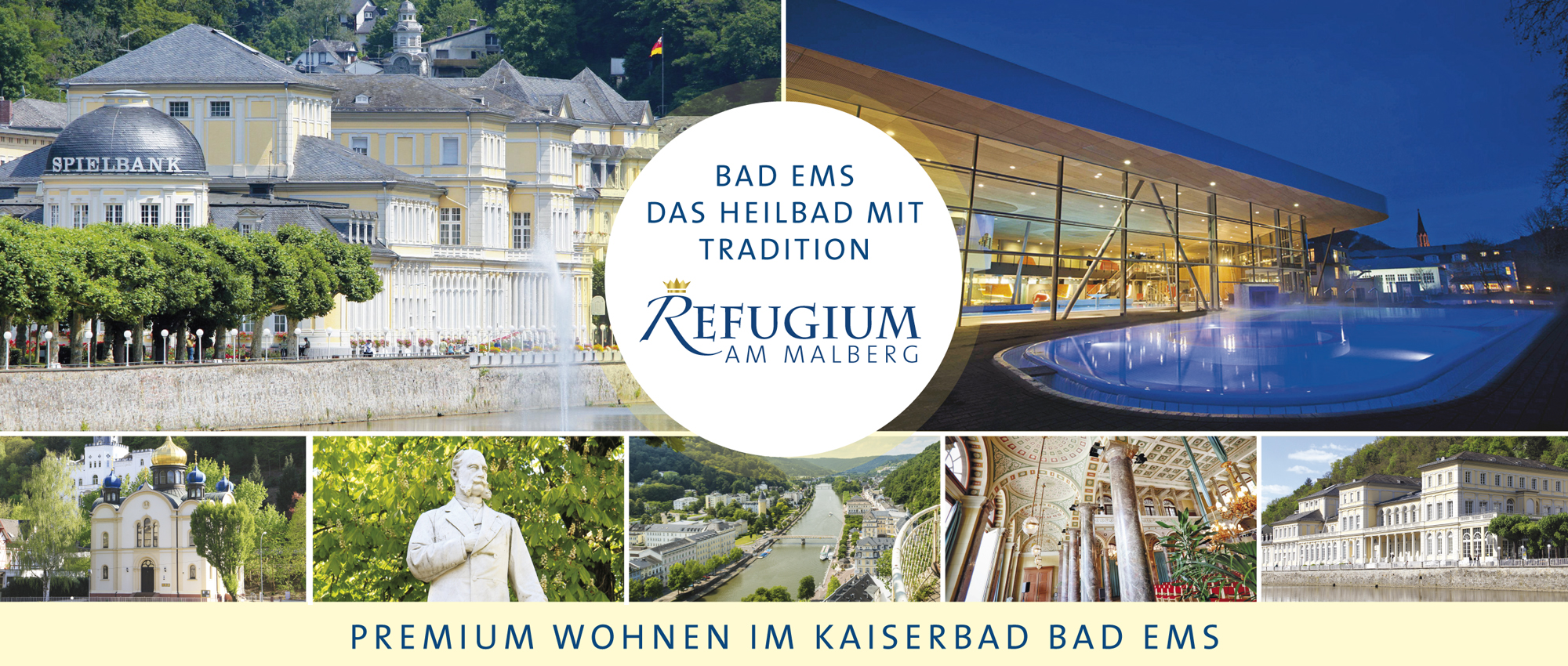 Refugium am Malberg || Bad Ems
